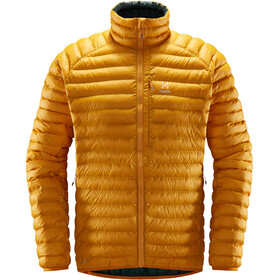 Haglöfs Essens Mimic Jacket Herre desert yellow/mineral